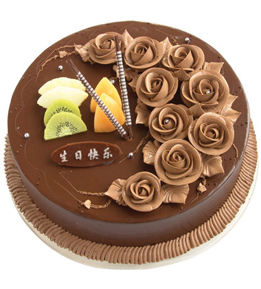 哪里可以网上订生日蛋糕? 中国鲜花礼品网