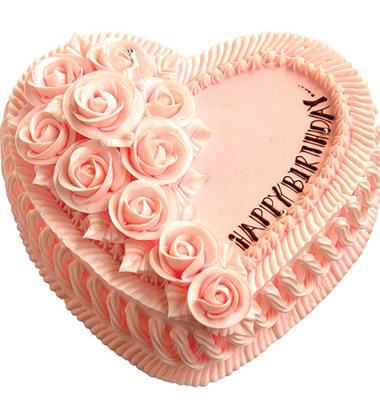 妻子过生日送什么蛋糕好?