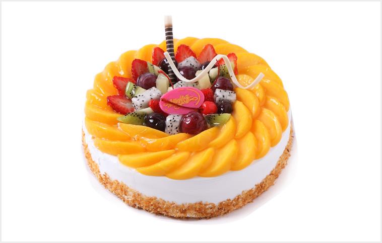 2,蛋糕乃手工制作产品,不同的糕点师对图片上花