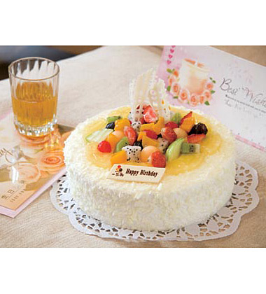 朋友生日可以异地送生日蛋糕吗