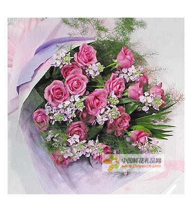 12朵紫玫瑰花语_紫玫瑰花语是什么?紫玫瑰的寓意是什么?紫玫瑰代表什么