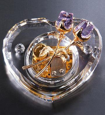十八音紫水晶玫瑰