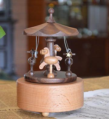 童话木马音乐盒