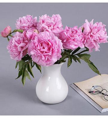 心形饰品陶瓷花瓶