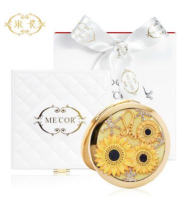 十二星座化妆镜礼盒(狮子座)