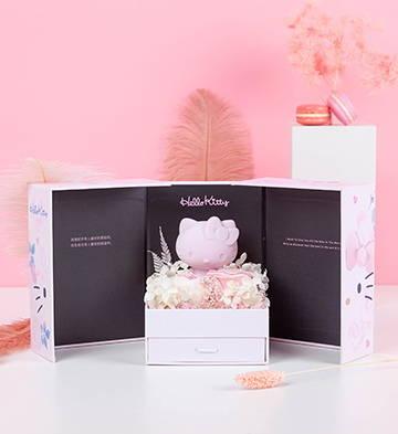 HelloKitty公主的花园永生花礼盒