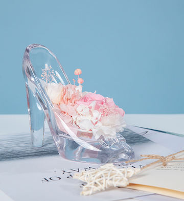 公主的水晶鞋·粉