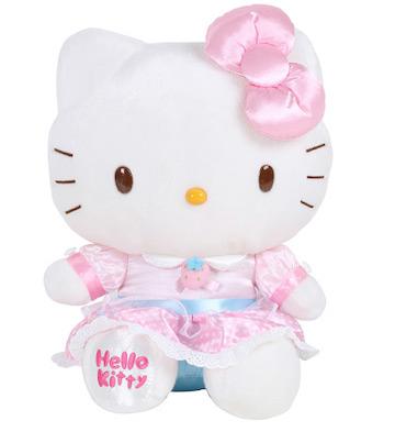 hello Kitty草莓点点(40cm)