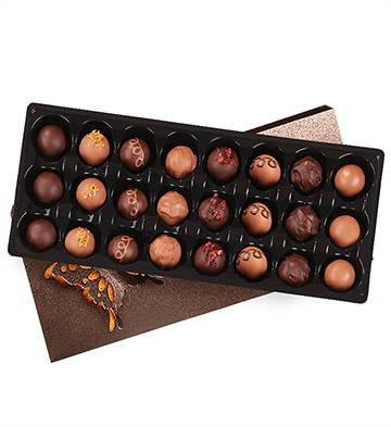 奢悦之美巧克力礼盒