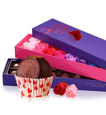 幻梦唯爱轻手工巧克力礼盒