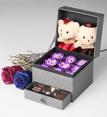 玫瑰之恋巧克力礼盒