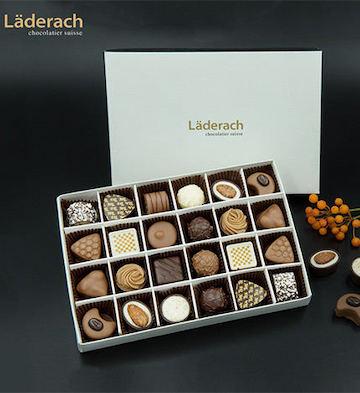 Laderach kiss TA 礼盒