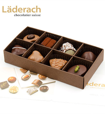 Laderach 思念TA礼盒