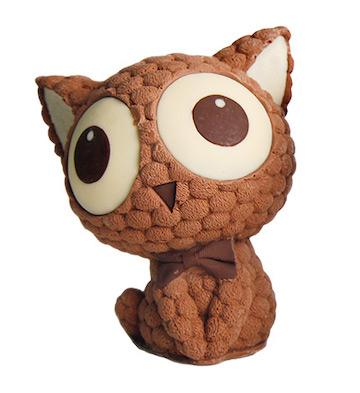 巧克巧蔻3D卡通动物巧克力礼盒