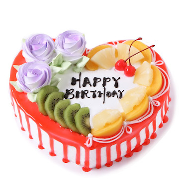 生日蛋糕A
