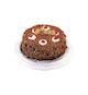 2磅(8寸)黑森林巧克力蛋糕:独特的双层巧克力奶油,由巧克力和爱护牌奶油一起打制而成,表面用精心刨制的巧克力屑及巧克力花点缀,中间夹层:黑樱桃.浓郁的牛奶巧克力感觉,回味无穷的黑樱桃口味,让你不得不专情于它.