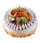 2磅(8寸)水果蛋糕