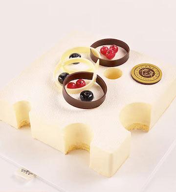 芝士蛋糕(1.5磅)