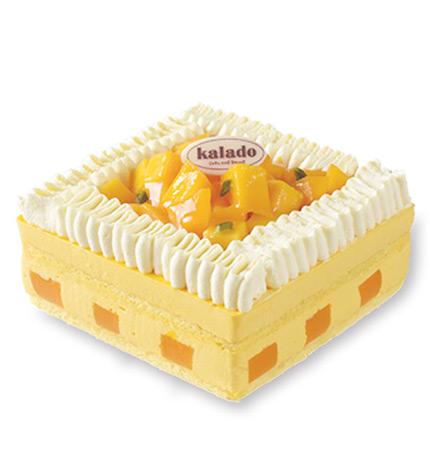 香芒么么哒(6寸)----水果蛋糕
