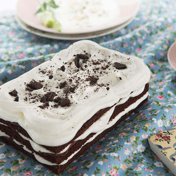 天使巧克力奶油蛋糕(2磅)