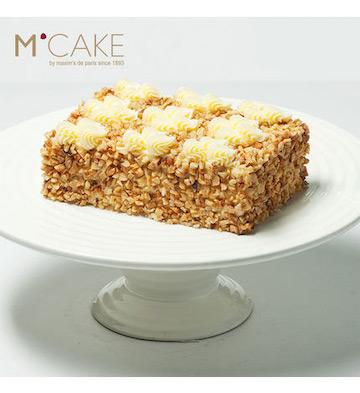 新鲜坚果生日蛋糕胡桃布拉吉(2磅)