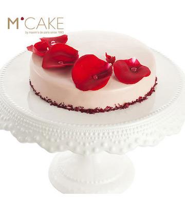 新鲜慕斯蛋糕Pink罗赛特(2磅)
