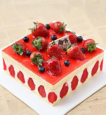草莓盛宴(2磅)