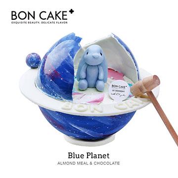 藍色星球(6寸)