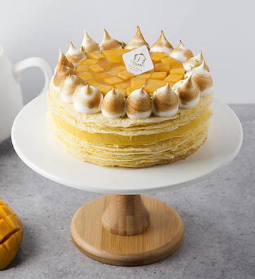 法式芒果千层蛋糕(1磅)