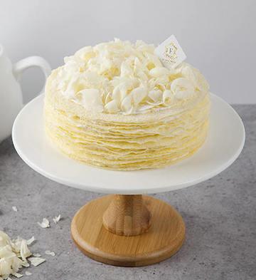法式榴莲千层蛋糕(2磅)