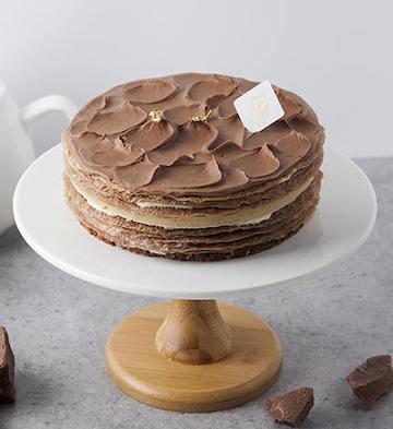 法式提拉米苏千层蛋糕(2磅)