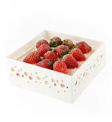 草莓奶油(2磅)
