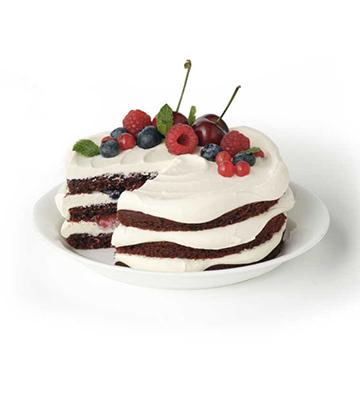紅絲絨圓舞曲蛋糕(6寸)