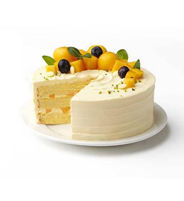 芒果空氣感蛋糕(6寸)