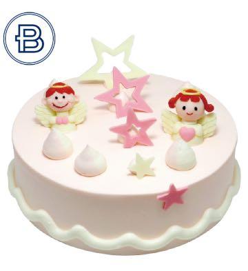 小天使蛋糕(7英寸)