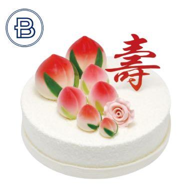 福寿安康蛋糕(8英寸)