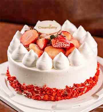 草莓鮮語(6寸/2磅)