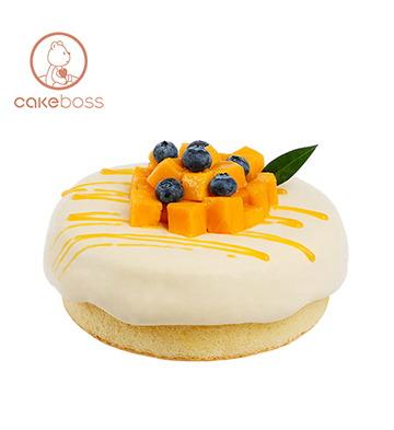 爆漿蛋糕(芒果)(6寸)