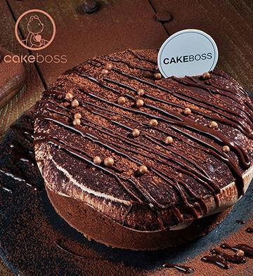 爆漿蛋糕(巧克力)(6寸)