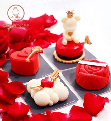 挚爱永生系列慕斯蛋糕