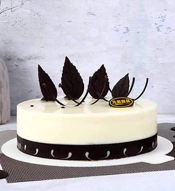芝兰玉叶慕思蛋糕(6寸)