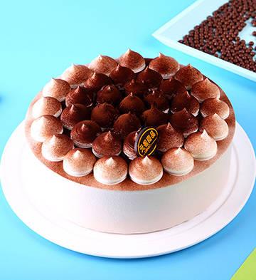 初遇韻雪冰淇淋蛋糕(6號)