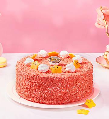 星星許愿冰淇淋蛋糕(6號)
