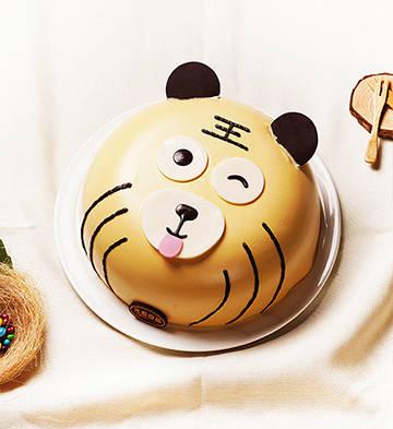 元祖萌虎鲜奶蛋糕(6号)