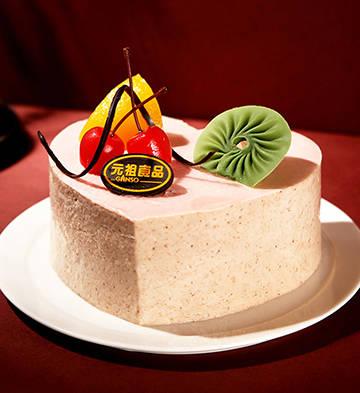 玲珑藏心慕思蛋糕(恋爱的心)(6号)