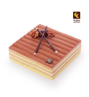 法式栗蓉蛋糕(8寸)