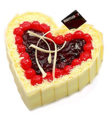 蓝莓甜心(6寸)