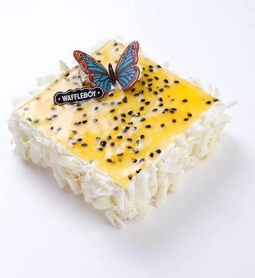 百香蛋糕(6寸)