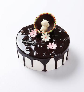 熊孩子蛋糕(6寸)