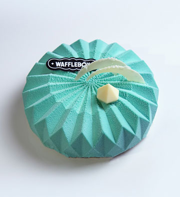 海洋之心.益生菌牛油果蛋糕(6寸)